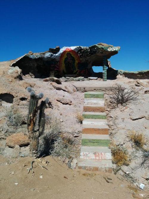 Altares de México, Punta Chueca, Sonora