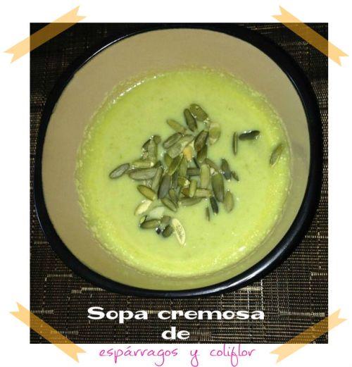 crema de esparragos blog receta